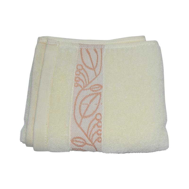红豆 HD318-1 断档树叶毛巾