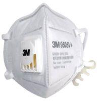 3M 9505V+ 颈带式自吸过滤式防颗粒物口罩...