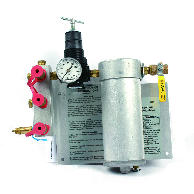 3M W-2806压缩空气过滤及调节控制板