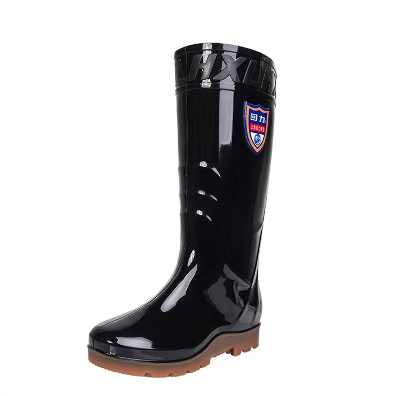 WARRIOR/回力 868中筒男靴