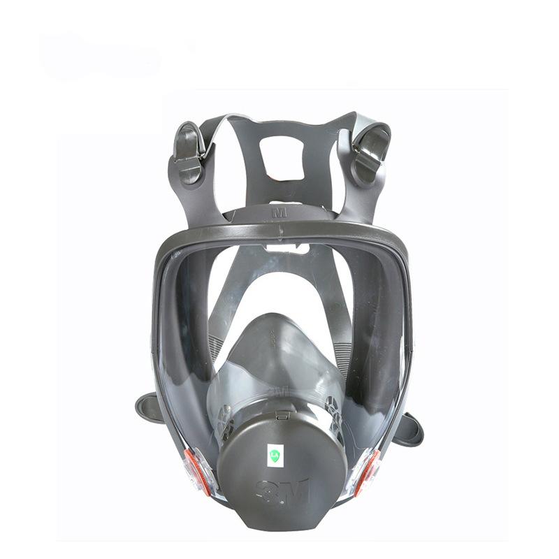 3M 6800 全面型防护面罩(中号)