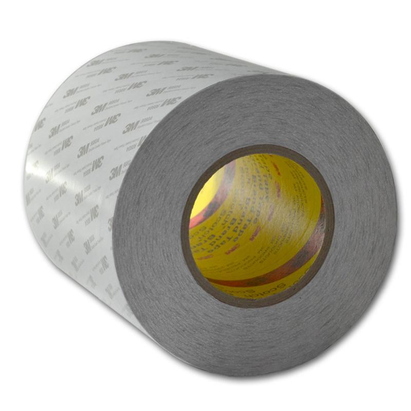 3M 9080A 双面棉纸胶带灰色(可定制切割1200mm*50m)