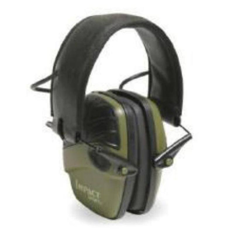 霍尼韦尔1030942 impact系列电子耳罩(黑)