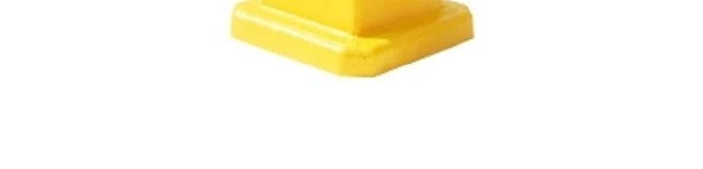 力畅 68cm方形塑料告示牌(小心地滑)