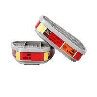 3M 6009CN 汞蒸气/氯气滤毒盒