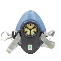 3M 电商版HF-52单罐硅胶尘毒套装 舒适头架...