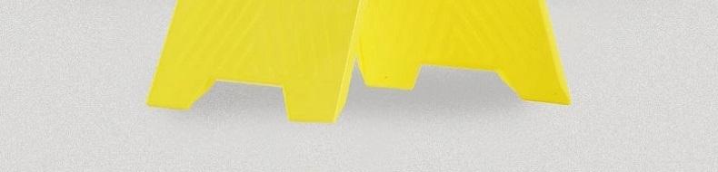 力畅 A字型塑料告示牌(正在维修)