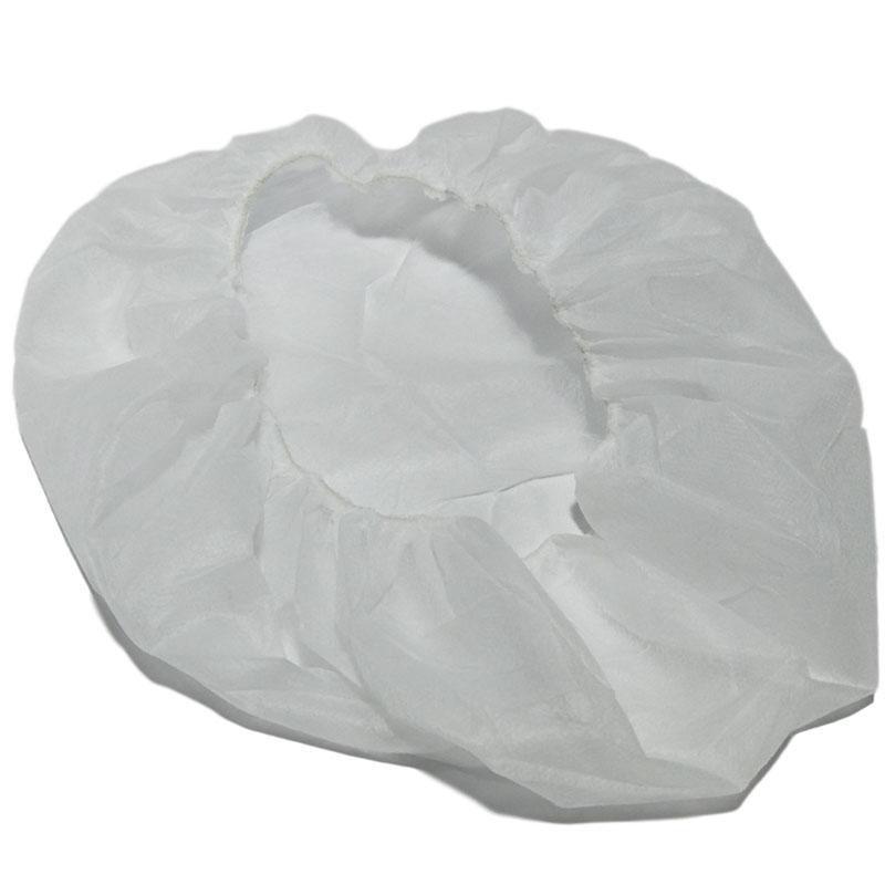PP无纺布圆帽25g 21英寸(白色)