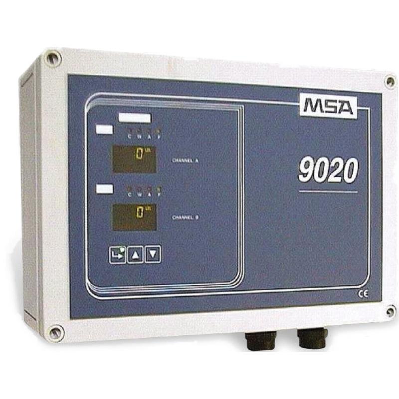 梅思安 10193785 9020壁挂式2通道控制器(代替10106822)