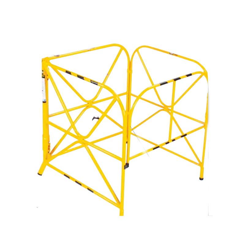 梅思安 IN-2108 人孔围栏 集成立柱(人孔围栏系统配件2 共8个)