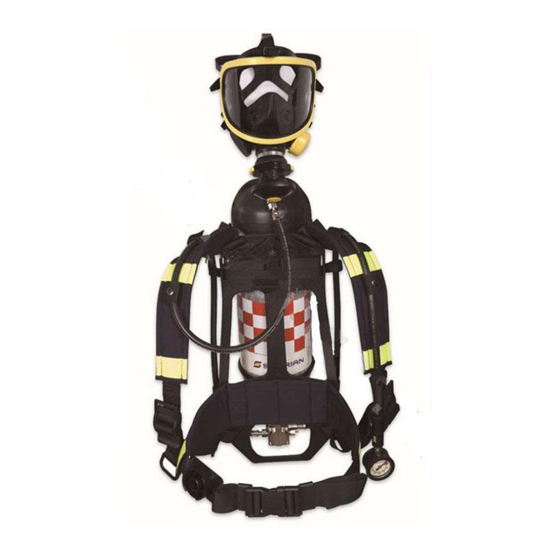 霍尼韦尔T8000系列SCBA805 T8000 标准呼吸器 Pano面罩/6.8L Luxfer气瓶