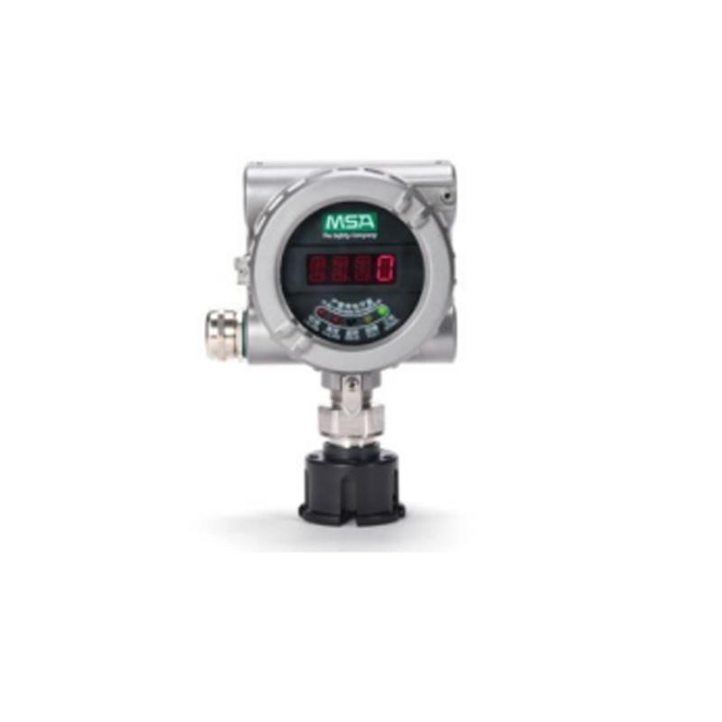梅思安10202730 DF-8500 SIL 0-100% LEL 进口传感器 铝合金 NPT 3/4 可燃气检测器