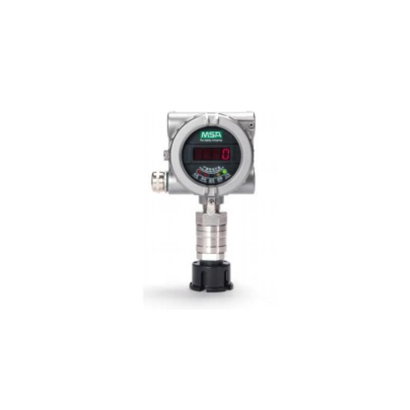 梅思安10202745 DF8500 SIL 50ppm 铝合金 NPT 3/4 环氧乙烷气体检测器