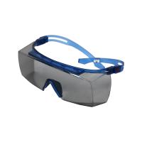 3M SF3707ASGAF中国款OTG安全眼镜 超强防雾 银灰色 10付/箱