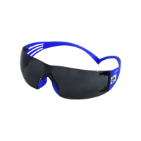 3M SF302SGAF-BLU 安全眼镜 灰色...