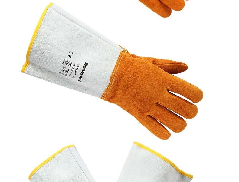 Honeywell霍尼韦尔 2012847-09 进口皮革焊接隔热手套