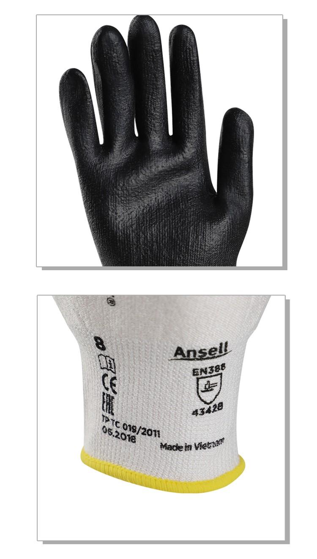 Ansell安思尔11724080 防割手套8