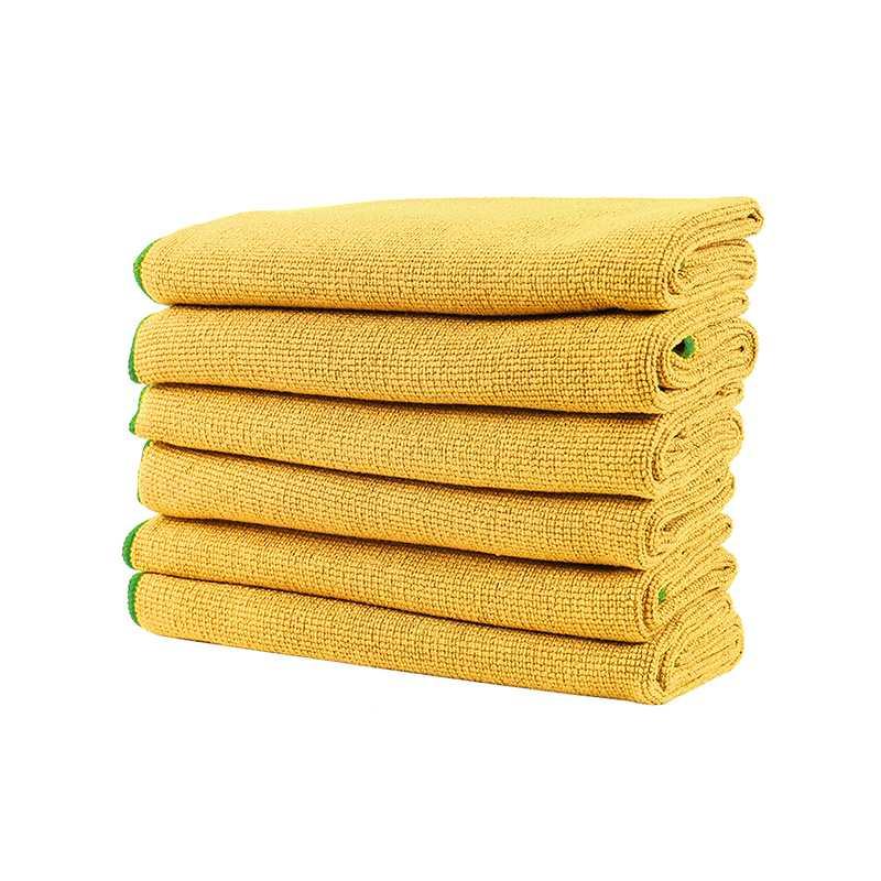 KIMBERLY-CLARK/金佰利 83610WypAll超细纤维擦拭布黄色40cm*40cm