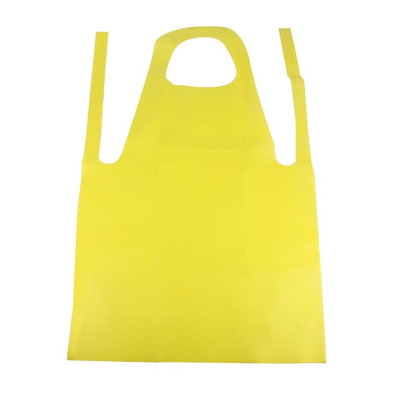 微护佳 YE30-W-99-213-00 MC3000黄色围裙(腰部系带)
