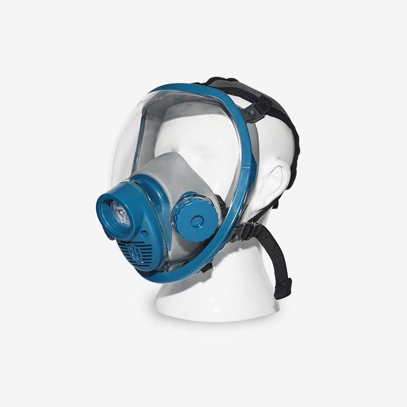 海固 HG-800D防毒面具(硅胶)