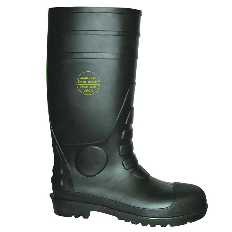 莱尔 单钢防砸靴 黑色 低帮(30cm)