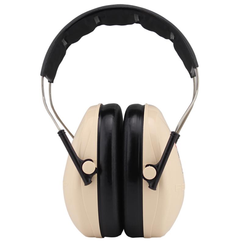 3M H6A 95轻薄型降噪耳罩(SNR27dB)
