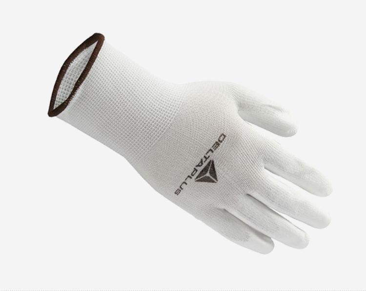 DELTAPLUS/代尔塔201704 VE702P PU涂层精细操作手套-9