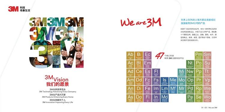 3M 玻璃清洁剂