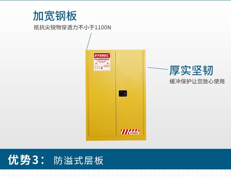 西斯贝尔WA810450安全柜