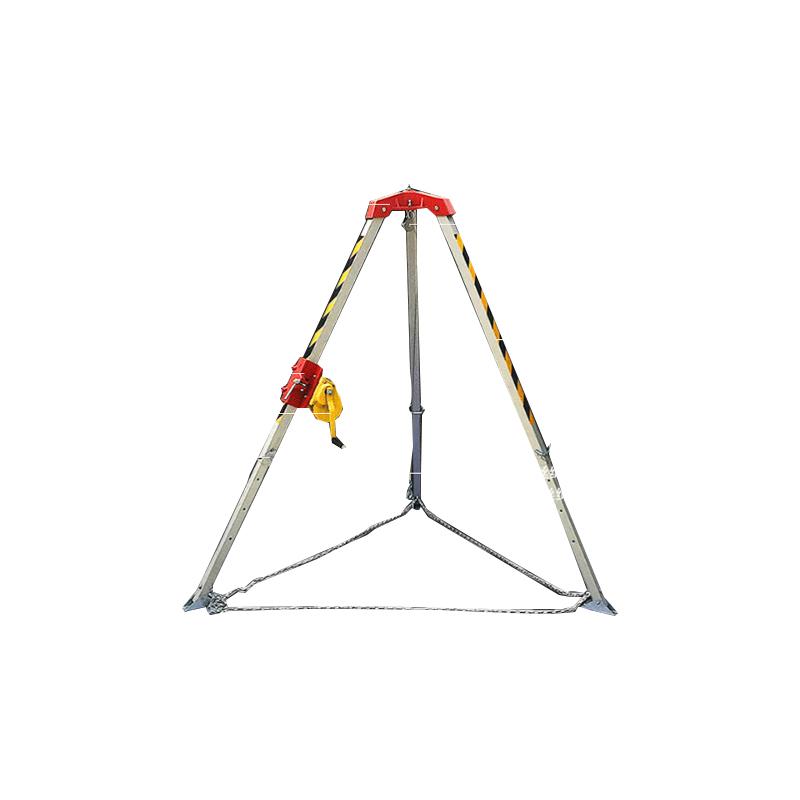 宏建 三脚架 含绞盘-30米