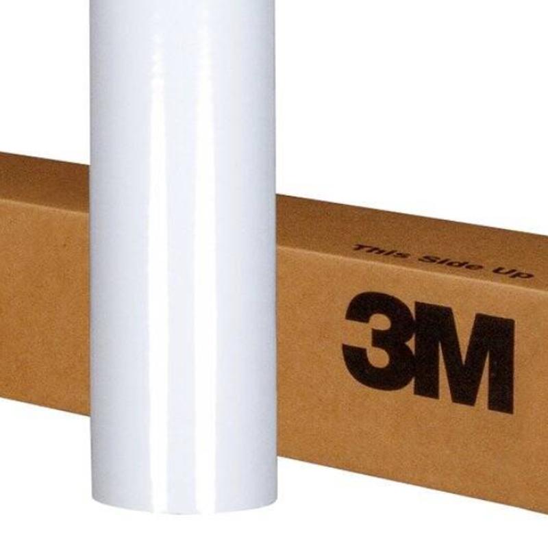 3M IJ680-10视觉丽白色反光贴膜 48英寸*50码