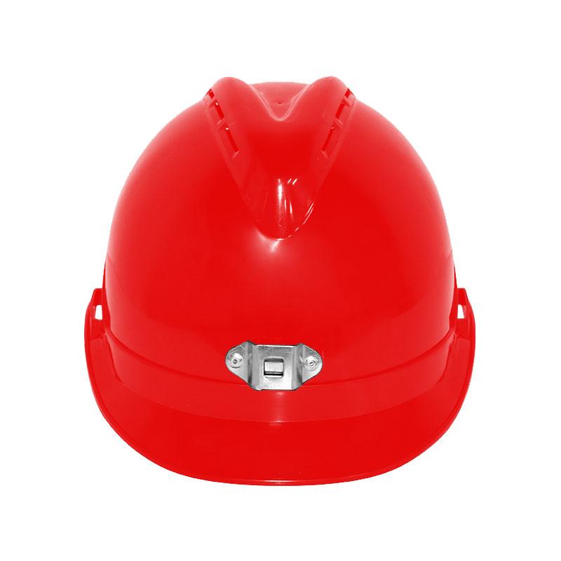 桉叶 AY9805K防静电矿工帽 红