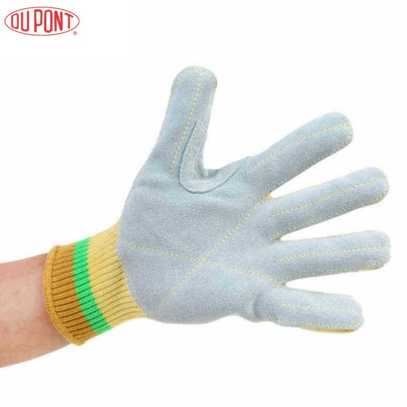 杜邦 KK1041 贴皮五级防割手套