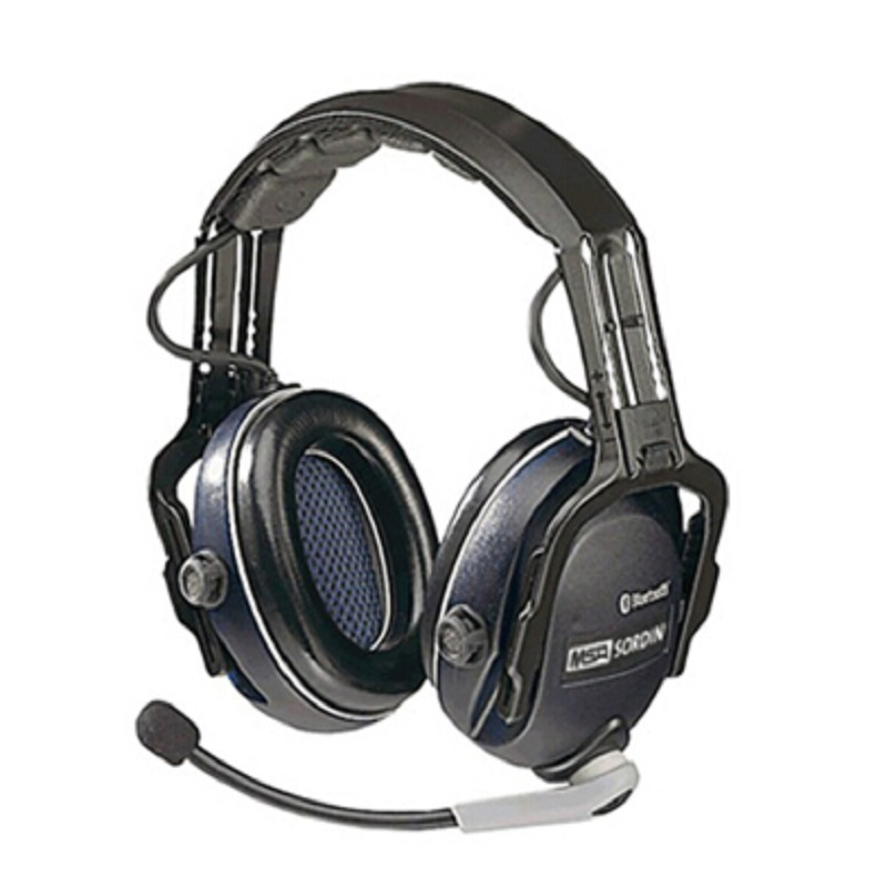 MSA/梅思安 SOR81000蓝牙型标准耳罩(9913173)