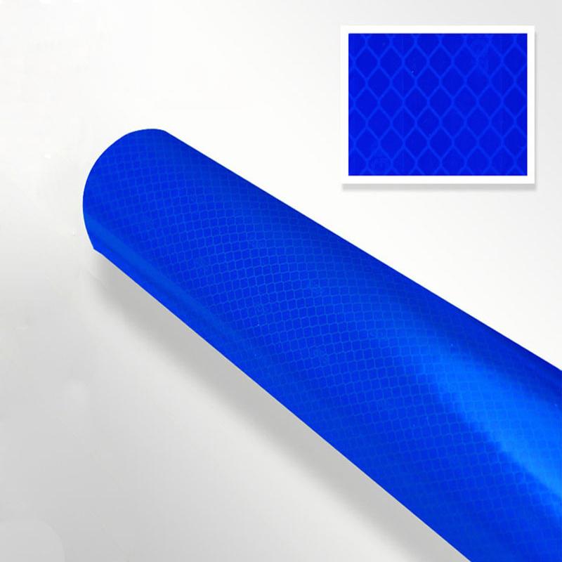 3M 3435 工程级反光膜 蓝色 1.219米X45.72米