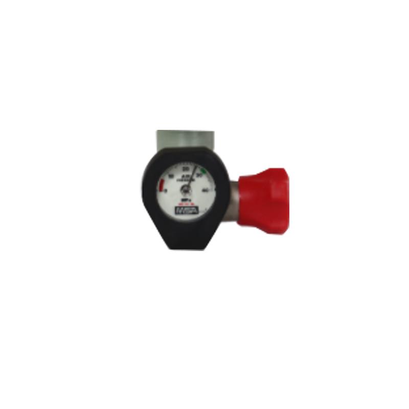 梅思安10160498-SP瓶阀带表
