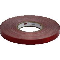 3M 钻石级反光贴DIY小卷 红色-2cm*45.7m