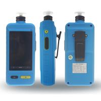 海固 HG-FB4-2彩屏泵吸四合一气体检测仪-蓝色
