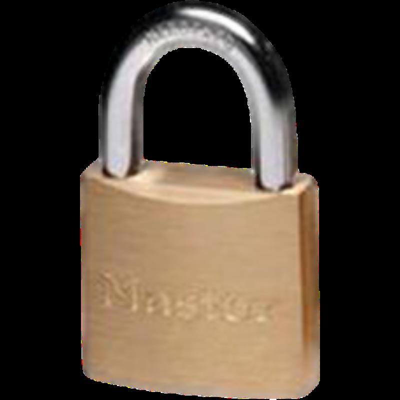 玛斯特 1901MCND 铜挂锁