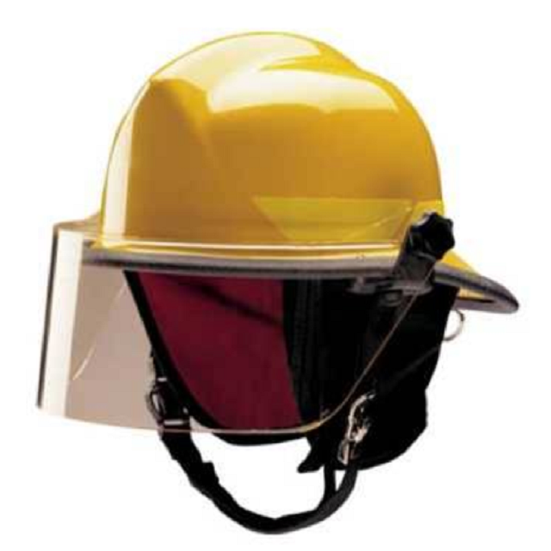 LAKELAND/雷克兰 LTX Bullard 消防头盔(项目产品)