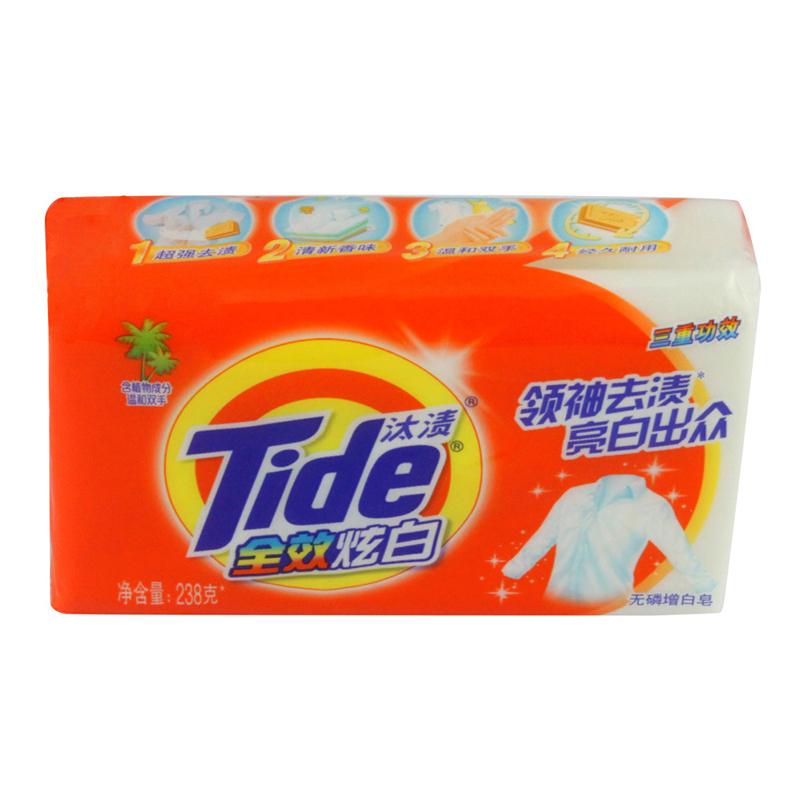 汰渍肥皂(白色)238G