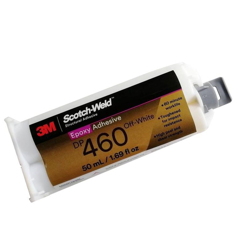 3M DP-460环氧胶乳白色 50ML