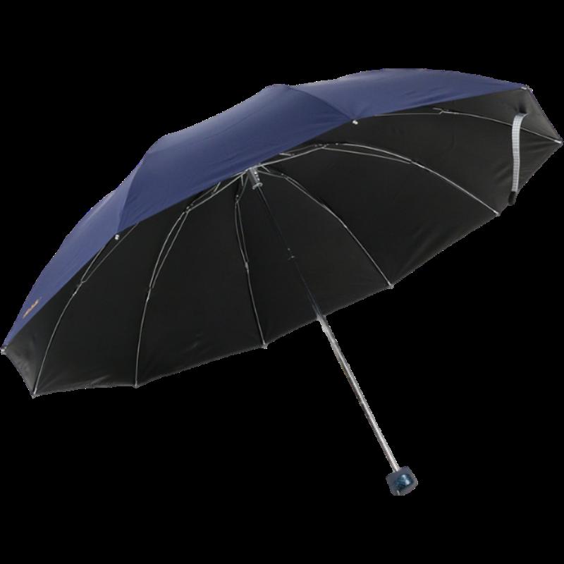 天堂 33188E雨伞 藏青色