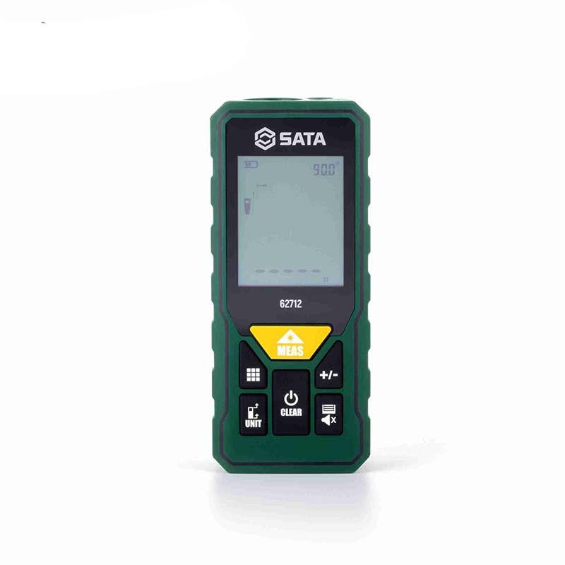 世达 62712专业级激光测距仪