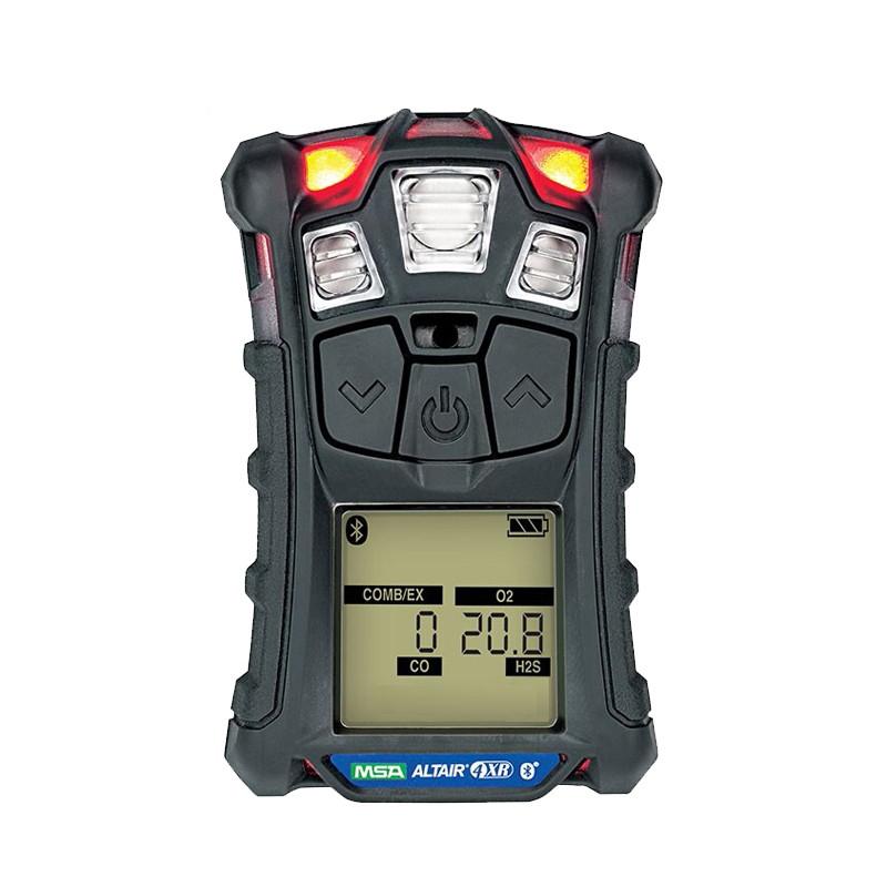 梅思安10196252(国产版)天鹰4XR蓝牙版多种气体检测仪 LEL/O2(可燃气/氧气)