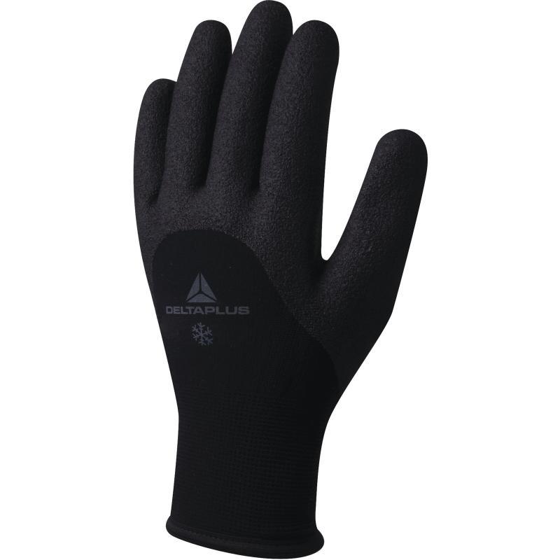 DELTAPLUS代尔塔 201750丁腈涂层防寒手套(-30℃) VV750