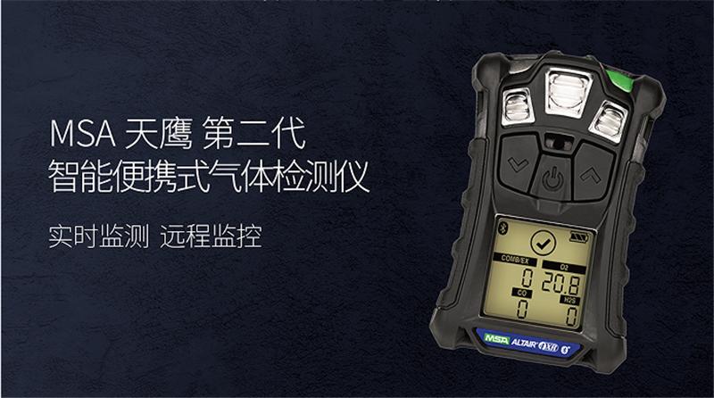 梅思安10202476天鹰4XR一氧化碳检测仪CO