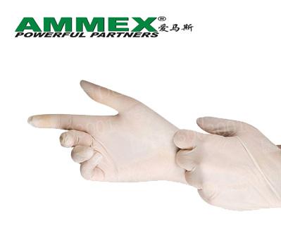 爱马斯PFS 一次性使用灭菌橡胶外科手套