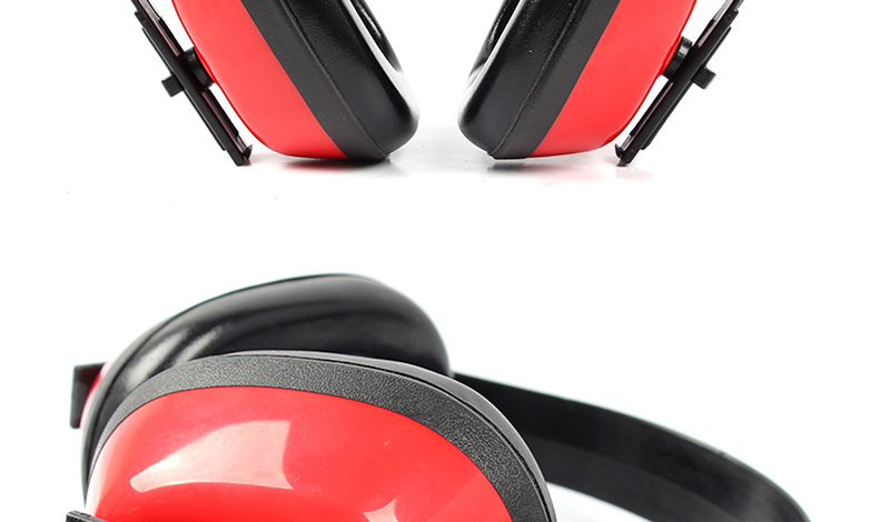 以勒 0508 型头戴式防噪声耳罩