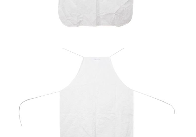 杜邦Tyvek白色围裙